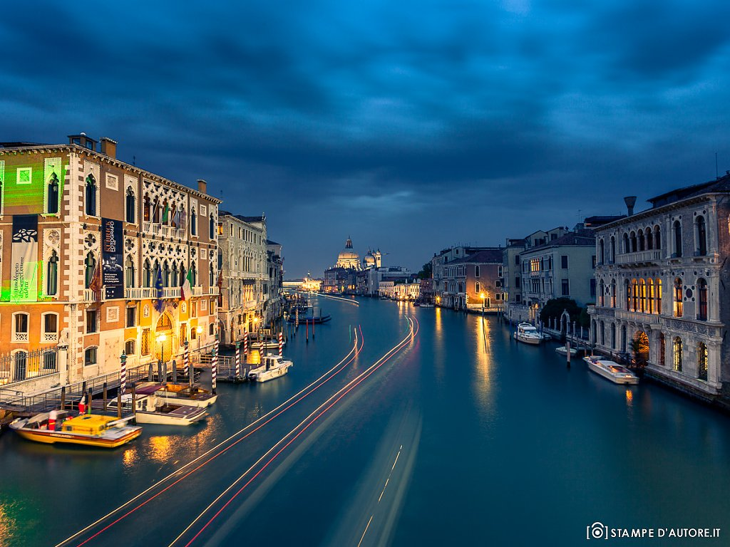 """Venice By Night"