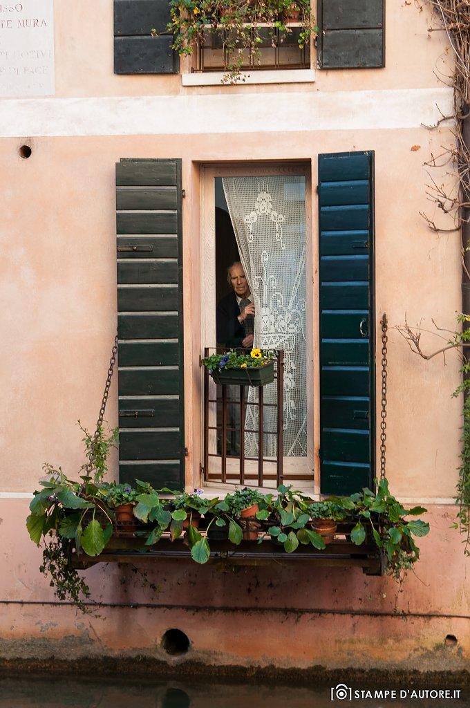 """""""Alla finestra"""